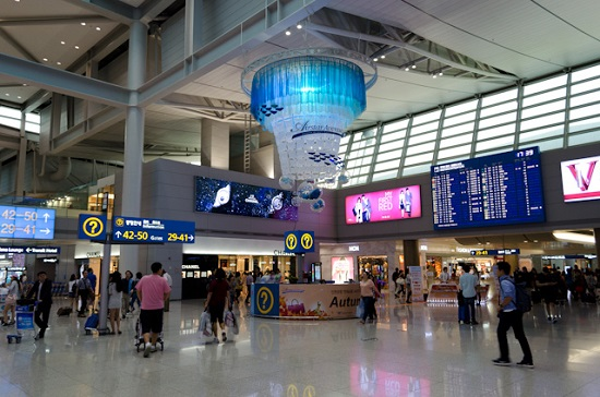 Image result for sân bay incheon